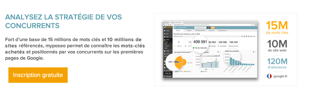 Indicateurs de performance : MyPoseo