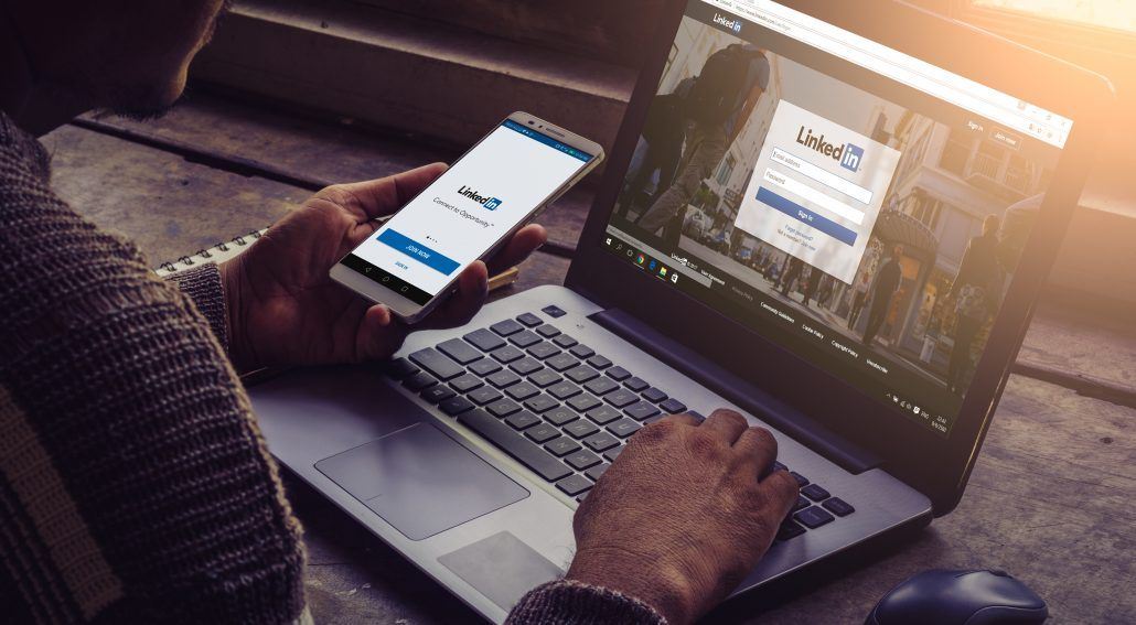 prospection commerciale LinkedIn